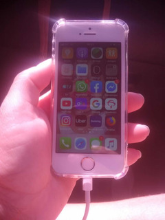 Vendo iPhone 5s 16 Gb Poucas Marcas De Uso