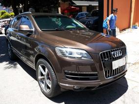 Audi Q7 3.0 Quattro V6 Blindada 2012