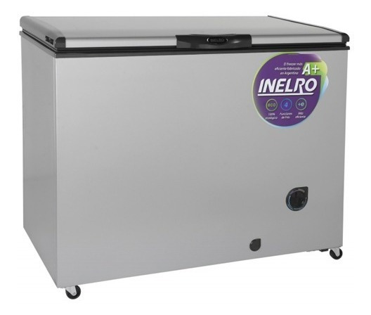 Freezers 280lts 2 Canasto Gas Eco Clase A Inelro Fih-350p