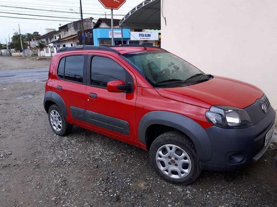 Fiat Uno Way Celebration 1.0 Flex 5p .