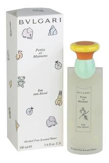 Perfume Infantil Bebê Bvlgari Petits Et Mamans 100ml Lacrado