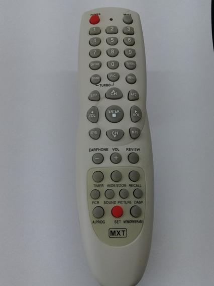 Controle Tv Lg Tubo
