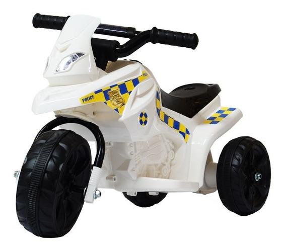 Mini Moto Elétrica Triciclo Infantil Bateria Criança Bivolt