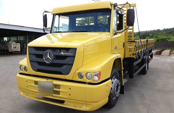 Mercedes-benz 1319 Toco 2012