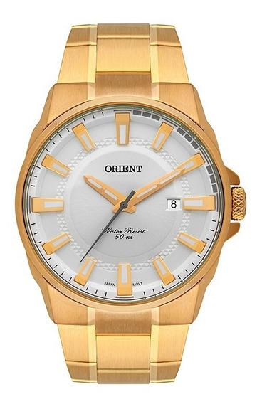 Relógio Orient Masculino Analogico Mgss1189