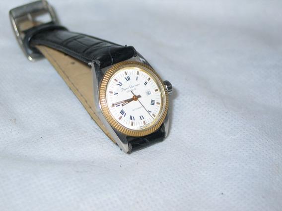 Relógio Jean Vernier Geneve Automatico -cartier-rolex-tank-