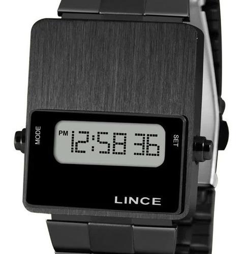 Imagem 1 de 7 de Relógio Lince Digital  Sdn4633l Bxpx