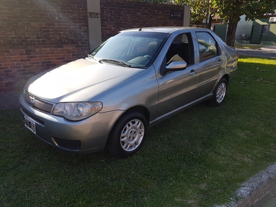Fiat Siena 1.7 Elx Pack Elect. 2005