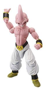 Figura Articulada Majin Buu Dragon Ball