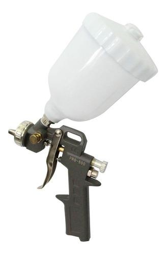 Pistola De Pintura Gravidade Pro-500 1,5mm 500ml Pdr