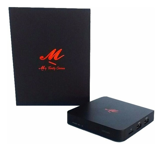 Convertidor Smart Cable Hdmi Tv Box Droid My Family Cinema