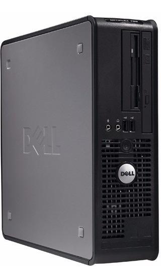 Dell Optiplex 755 Core 2 Duo E7500 2.8ghz 4gb Ddr2 1 Tb Hd