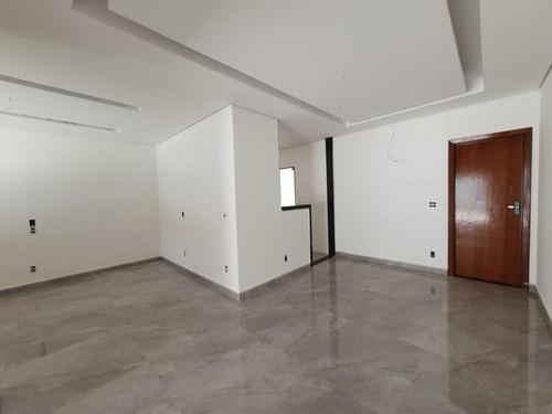 Imagem 1 de 21 de Casa À Venda, 3 Quartos, 1 Suíte, 2 Vagas, Santa Mônica - Belo Horizonte/mg - 2526