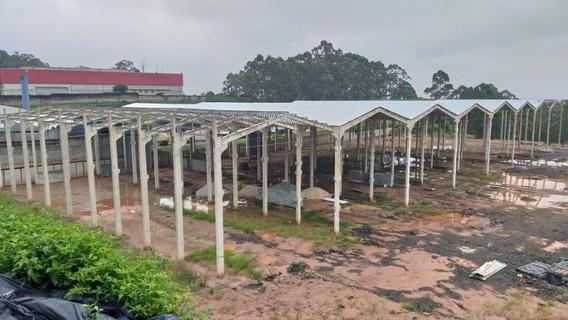 Galpão Em Gleba Do Pêssego, São Paulo/sp De 930m² Para Locação R$ 13.950,00/mes - Ga232121