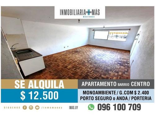 Alquiler Apartamento Ciudad Vieja, Montevideo Imas.uy D