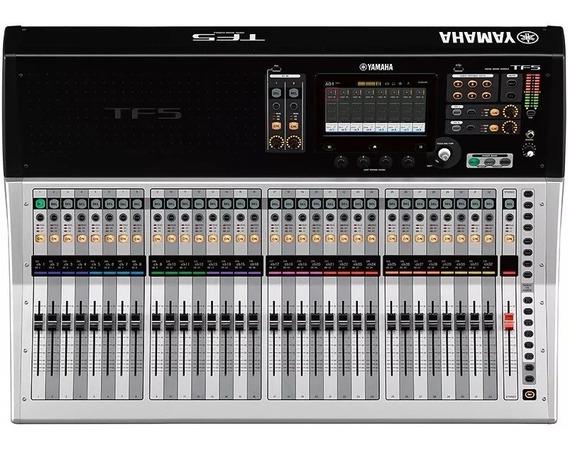 Mesa De Som Digital Yamaha Tf5 32 Canais Usb C/ Efeito