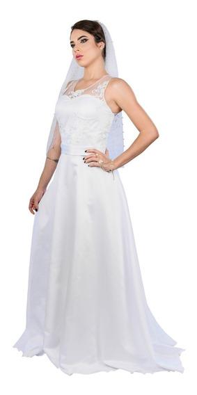 Vestido De Noiva Casamento Coleção 2019 2020 Partylight