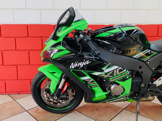 Kawasaki Ninja Zx-10r Abs - 2017- Financiamos - Km 3.700