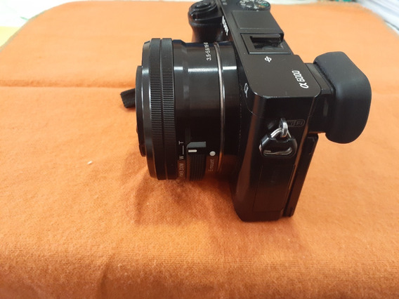 Camara De Fotos Sony A6000 Vendo O Permuto(no Camara)