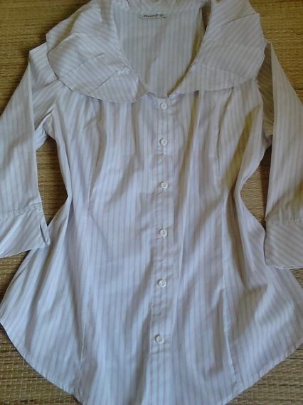 Camisa Social Feminina 46