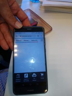 Celular Huawei P10 Lite Color Azul