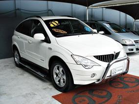 Ssangyong Actyon 2.0 Glx 4x4 16v 141cv Turbo Intercooler