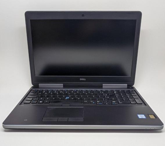 Notebook Dell Precision 7510 I7 32gb Ddr4 500gb Ssd + Frete