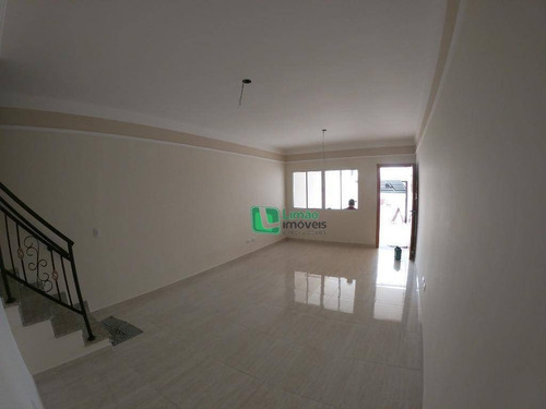 Sobrado Com 3 Dormitórios À Venda, 130 M² Por R$ 660.000,00 - Imirim - São Paulo/sp - So0414
