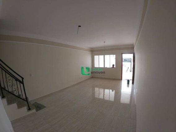 Sobrado Com 3 Dormitórios À Venda, 130 M² Por R$ 660.000 - Imirim - São Paulo/sp - So0414