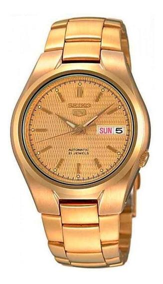 Relógio Masculino Seiko 5 Automático Snk610b1 C1kx