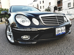 Mercedes-benz Clase E 5.0l 500 Avantgarde Mt 2007