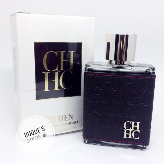 Perfume Masculino Carolina Herrera Ch Men 50ml