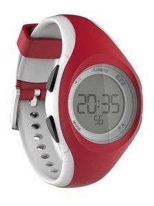 Relógio Esportivo Digital Kalenji Vermelho Com Timer W200 S