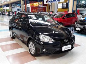 Etios Sedan 1.5 Xls Flex 5p Automático 2017/2018