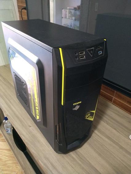 Computador Gamer I5 8gb + Periféricos