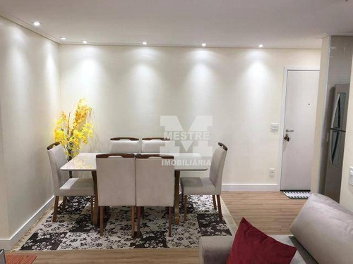 Imagem 1 de 18 de Apartamento À Venda, 68 M² Por R$ 502.000,02 - Jardim Flor Da Montanha - Guarulhos/sp - Ap2698