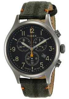 Reloj Timex Hombre Tw2r60200 Novedad Agente Oficial Caba
