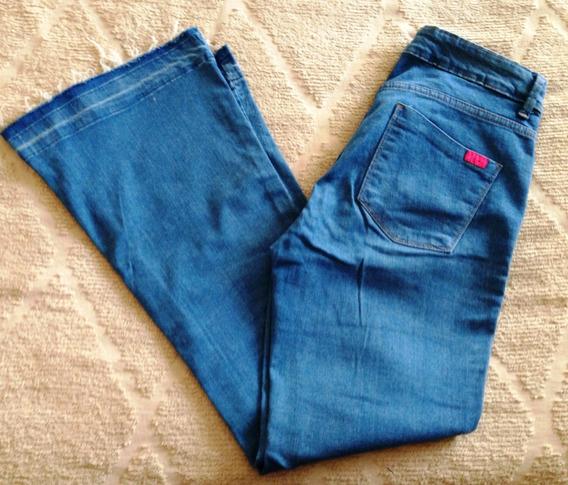 Jean Las Pepas Mujer 30 Azul Oxford Original Hermoso!!!!!!!!