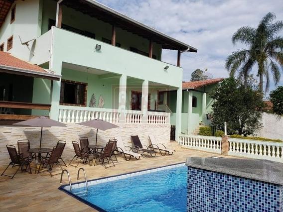 Chácara Em Santa Branca, Sp - Bairro Costão Do Rio Paraíba - Casa Com 4 Dorms ( 2 Suites), Amplo Lazer Cm Piscina, Churrasqueira - 1053