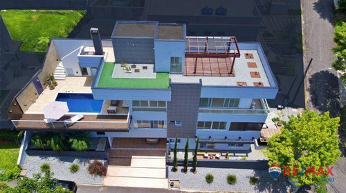 Imagem 1 de 17 de Casa À Venda, 415 M² Por R$ 2.300.000,00 - Cidade Parquelandia - Mogi Das Cruzes/sp - Ca2149
