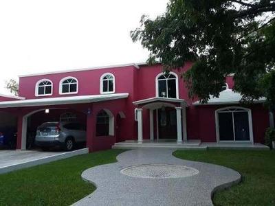 Hermosa Casa Con Alberca En Quintas Alamos, Cancun