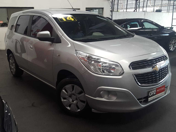 Chevrolet Spin 1.8 Lt 8v Flex 2014 Manual