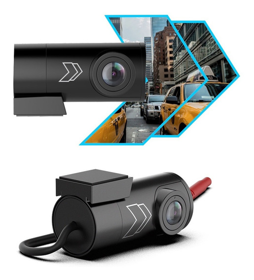Câmera Veicular Para Gravação Dvr Automotiva 2k Automotiva