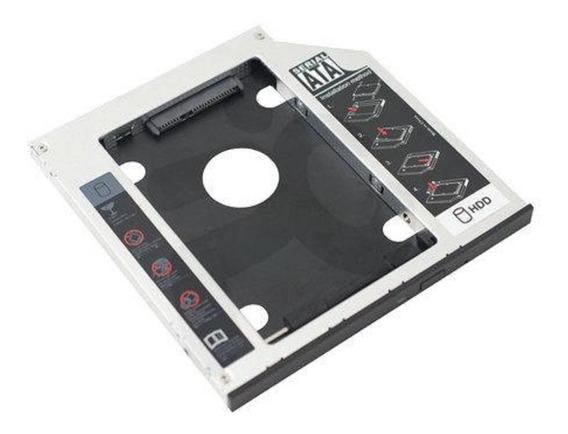 Caddy Netmak 2.5 Ssd Hdd Notebook A Grabadora Técnico