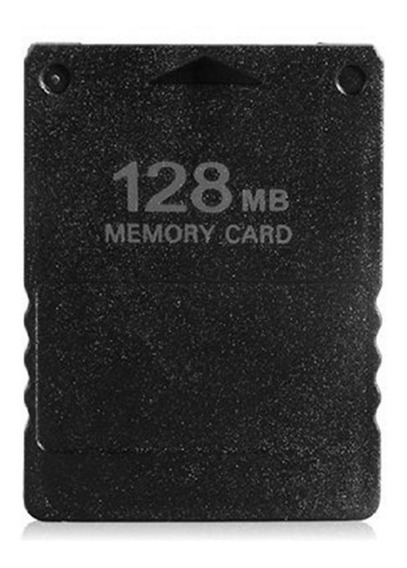 128mb Cartão De Memória Ps2
