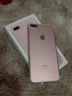 iPhone 7 Plus 256 Gb Novo