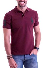 Kit 8 Camisas Camisetas Gola Polo Masculina Atacado Barato