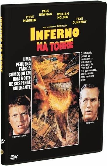 Dvd Inferno Na Torre - Original