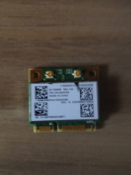 Placa Wifi + Bluetooth - Notebook Lenovo B430 (original)