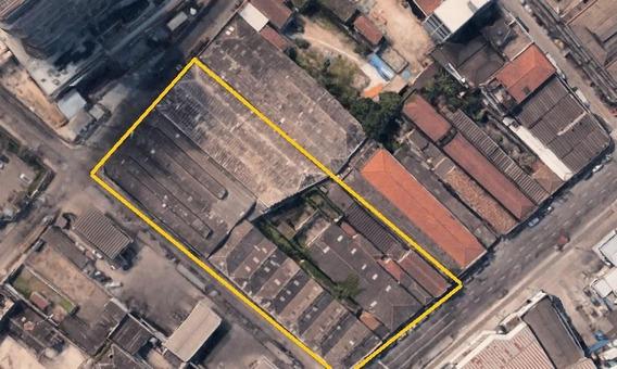 Terreno Em Centro, Santos/sp De 0m² Para Locação R$ 150.000,00/mes - Te278630